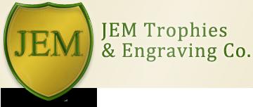 Jem Trophies Logo
